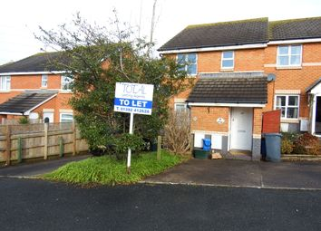 Thumbnail 1 bed flat to rent in Byron Way, Exmouth