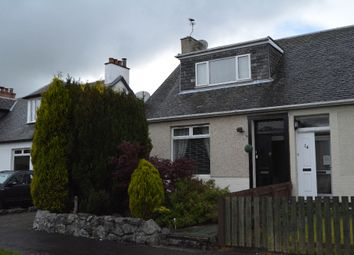 Thumbnail 2 bed semi-detached house for sale in Wellpark Road, Banknock, Bonnybridge