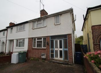 Thumbnail 3 bed semi-detached house for sale in Binsey Lane, Botley, Oxford, Oxfordshire
