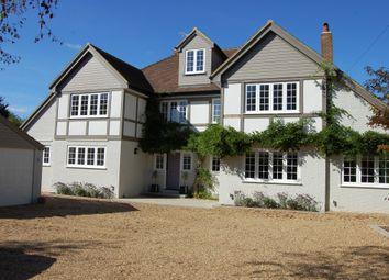 Thumbnail 6 bed detached house for sale in Blackpond Lane, Farnham Royal, Slough