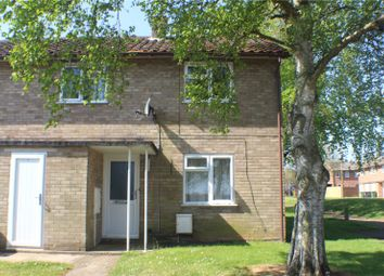 Thumbnail 2 bed end terrace house to rent in Jefferson Close, Wittering, Peterborough, Cambridgeshire