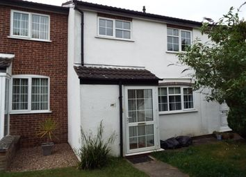 Thumbnail 3 bed terraced house to rent in Burton Close, Oadby, Leicester