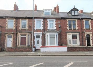 Thumbnail 4 bed terraced house for sale in Wensleydale Terrace, Blyth