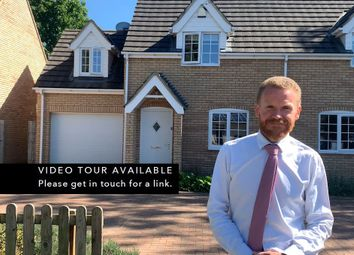Thumbnail 3 bed semi-detached house for sale in Vicarage Avenue, Sawston, Cambridge