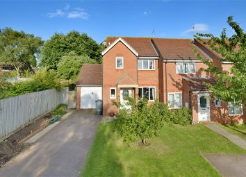 Thumbnail 3 bedroom end terrace house for sale in Farmers Close, Wootton, Northampton