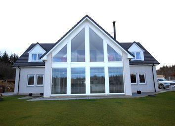 Thumbnail 4 bed detached house for sale in Altonside, Lhanbryde, Elgin