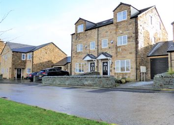 Thumbnail 3 bed semi-detached house for sale in Hepworth Way, Skipton