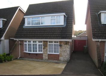 Thumbnail 3 bed detached house to rent in Gaylyn Way, Fareham