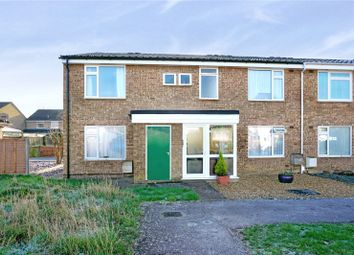 Thumbnail 1 bed flat for sale in Davis Close, Little Paxton, St. Neots, Cambridgeshire