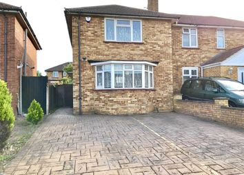 Thumbnail 2 bed semi-detached house to rent in Green Lane, Edgware, Edgware