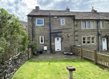 Thumbnail 2 bed terraced house for sale in Oakes Lane, Brockholes, Holmfirth