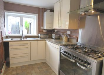 Thumbnail 3 bed terraced house for sale in Shobnall Street, Burton-On-Trent