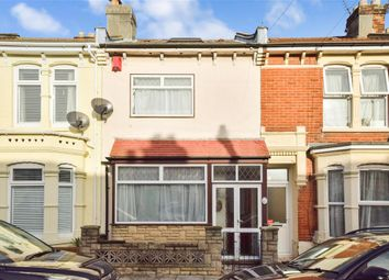 Thumbnail 3 bed terraced house for sale in Epworth Road, Portsmouth, Hampshire