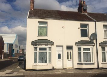 Thumbnail 2 bed end terrace house for sale in 42 Outram Street, Middlesbrough, Cleveland