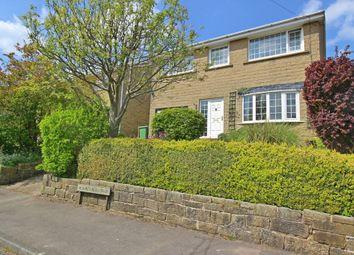 Thumbnail 4 bedroom detached house for sale in Holme View Drive, Upperthong, Holmfirth