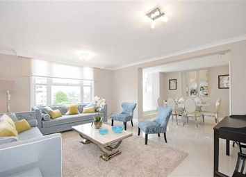 Thumbnail 3 bed flat to rent in St Johns Wood Park, St John's Wood