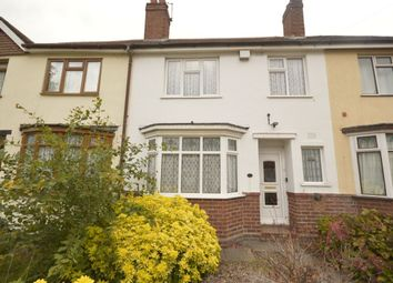 Thumbnail 3 bed terraced house to rent in Merridale Gardens, Wolverhampton