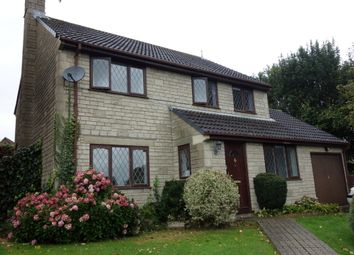 Thumbnail 4 bed detached house to rent in Jesop Close, Gillingham