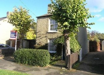 Thumbnail 2 bed cottage to rent in Station Road, Impington, Cambridge