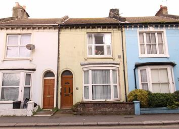 Thumbnail 2 bed terraced house for sale in Waterworks Road, Hastings, East Sussex