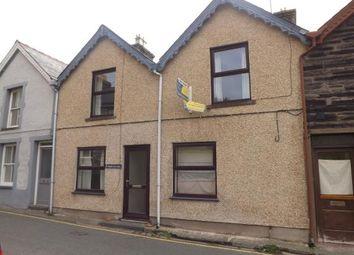 Thumbnail 3 bed terraced house for sale in Fron Heulog, Penrhyndeudraeth, Gwynedd