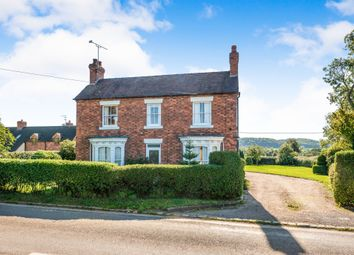 Thumbnail 3 bed detached house for sale in Birch Cross, Marchington, Uttoxeter