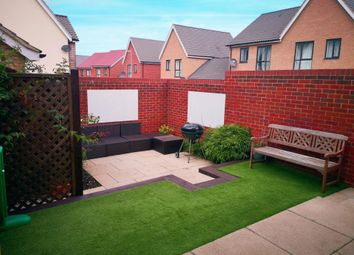 Thumbnail 4 bed property to rent in Beaufort Road, Upper Cambourne, Cambridge
