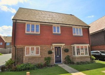 Thumbnail 4 bed detached house for sale in Goldfinch Drive, Finberry