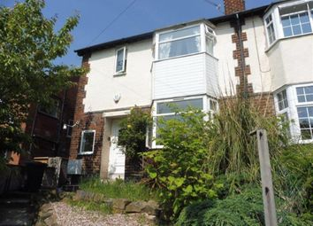 Thumbnail 3 bed semi-detached house for sale in Walpole Street, Chaddesden, Derby