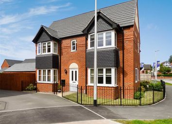 Thumbnail 3 bed semi-detached house for sale in Trentlea Way, Wheelock, Sandbach