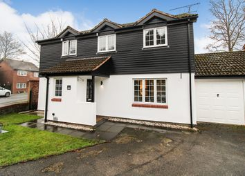 The Birches, Farnborough GU14. 4 bed detached house for sale