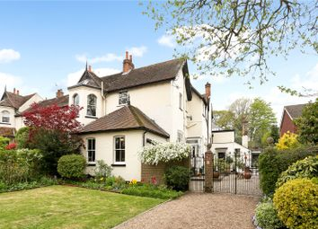 Thumbnail 3 bed detached house for sale in Fetcham Lodge, The Street, Fetcham, Leatherhead