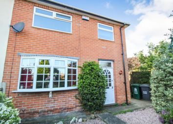 Thumbnail 3 bed property for sale in Stanhope Crescent, Arnold, Nottingham