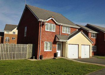 Thumbnail 4 bed detached house for sale in Glan Rheidol, Aberystwyth, Ceredigion