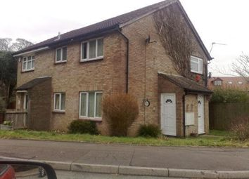 Thumbnail 1 bed terraced house to rent in Redwood Close, St Mellons Cardiff