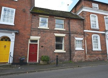 Thumbnail 4 bed terraced house for sale in Great Hales Street, Market Drayton