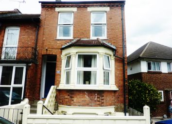 Thumbnail 3 bed end terrace house for sale in Upper Abbey Road, Belvedere, Kent