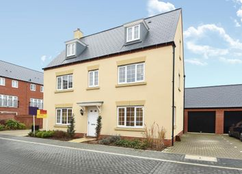 Thumbnail 5 bedroom detached house for sale in Catterick Road, Kingsmere