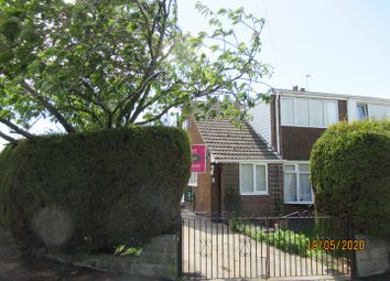 Thumbnail 4 bed semi-detached bungalow to rent in Wolsey Croft, Sherburn In Elmet, Leeds
