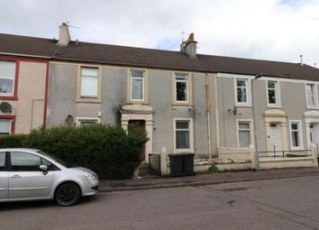 Thumbnail 1 bedroom flat to rent in Springvale Place, Saltcoats