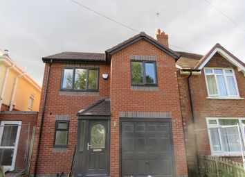 Thumbnail 4 bed detached house for sale in Coalpool Lane, Walsall