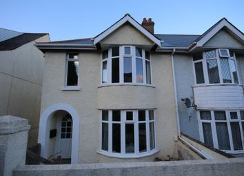 Thumbnail 3 bedroom terraced house to rent in Marcombe Rd, Chelston, Torquay