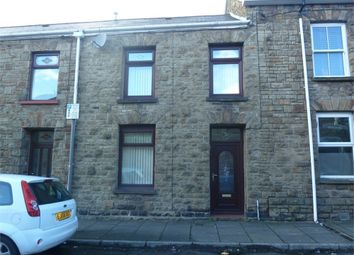 Thumbnail 3 bed terraced house for sale in Queen Street, Maesteg, Maesteg, Mid Glamorgan