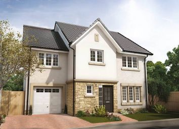 "Thumbnail 4 bed detached house for sale in ""The Bryce"" at Viewbank Avenue, Bonnyrigg"