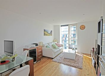 Thumbnail 1 bedroom flat to rent in Ability Place, 37B Millharbour, London
