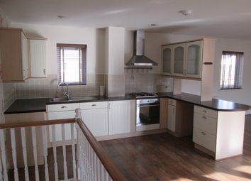 Thumbnail 2 bed duplex to rent in Lockeepers Way, Hanley, Stoke On Trent