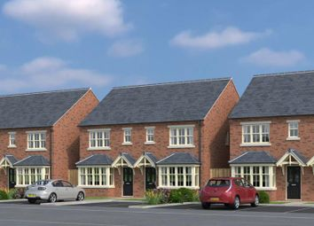 Thumbnail 1 bed semi-detached house for sale in St Michaels Road, Kettering