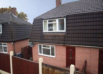 Thumbnail 3 bed semi-detached house for sale in Bath Road, Silverdale, Newcastle, Staffordshire
