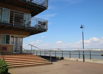 Thumbnail 2 bed flat to rent in Portland Place, Ingress Park, Greenhithe, Kent