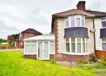 Thumbnail 2 bed semi-detached house for sale in Chandos Grove, Salford